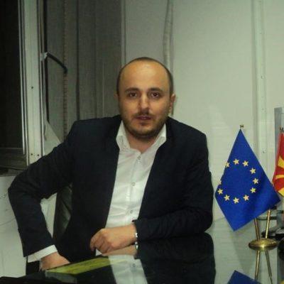Михаил Давидовски