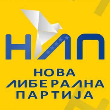 Нова Либерална партија со поддршка за кандидатурата на професорката Гордана Силјановска-Давкова